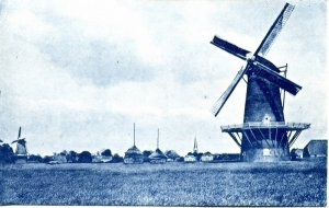 A26 The Windmill near Vorden